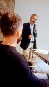 Massimo Guidi, assessore all'istruzione e alle politiche educative.